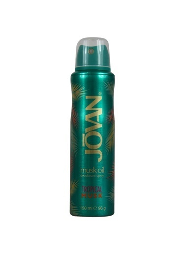 Jovan Jovan Tropical Musk Woman Deospray 150 ml Renksiz